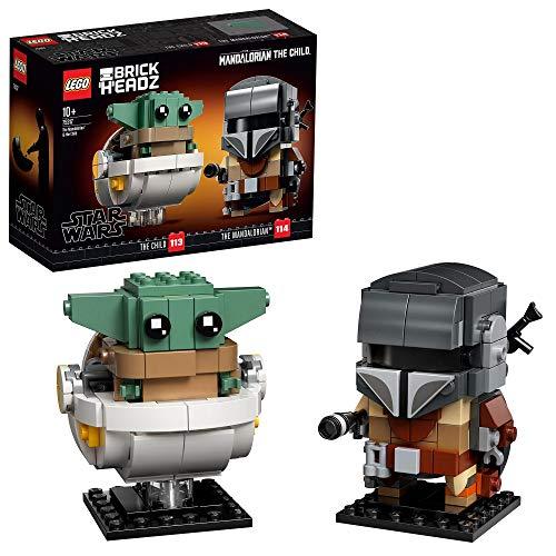 LEGO 75317 Star Wars Der Mandalorianer und das Kind, Sammlermodell,...