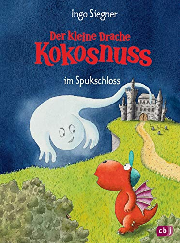 Der kleine Drache Kokosnuss im Spukschloss (Die Abenteuer des kleinen Drachen Kokosnuss, Band 10)