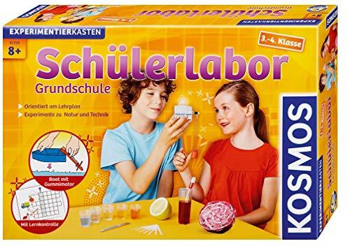 KOSMOS 633912 Schülerlabor Grundschule 3. und 4. Klasse, Experimente...