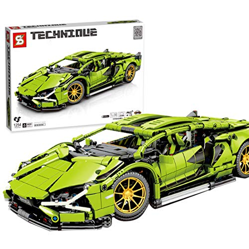 Foxcm Technik Sportwagen für Lamborghini, 1254 Teile...