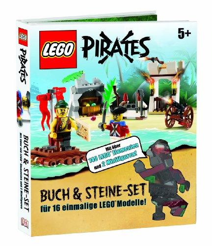 LEGO Pirates Buch & Steine-Set