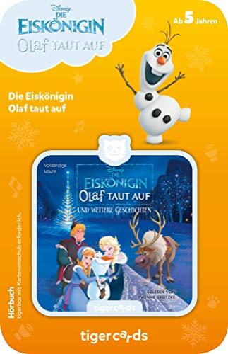 tigercards 4126 Hörspiel: Die Eiskönigin - Olaf taut auf