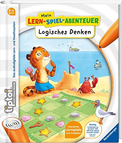 tiptoi(r) Logisches Denken (tiptoi(r) Mein Lern-Spiel-Abenteuer)...