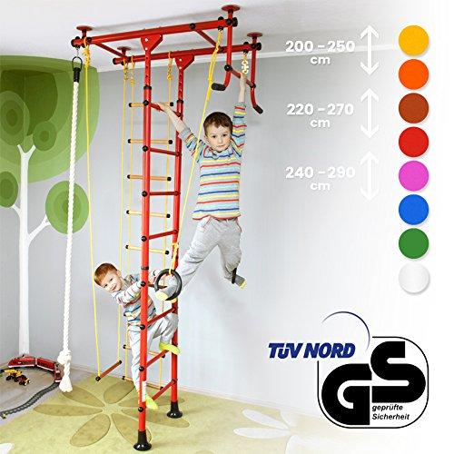 NiroSport FitTop M1 Indoor Klettergerüst