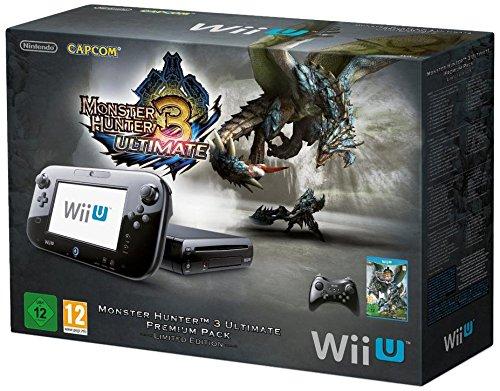 Nintendo Wii U - Konsole, Premium Pack, 32 GB, schwarz...
