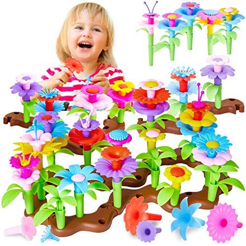Buyger Blumengarten Spielzeug für Mädchen...