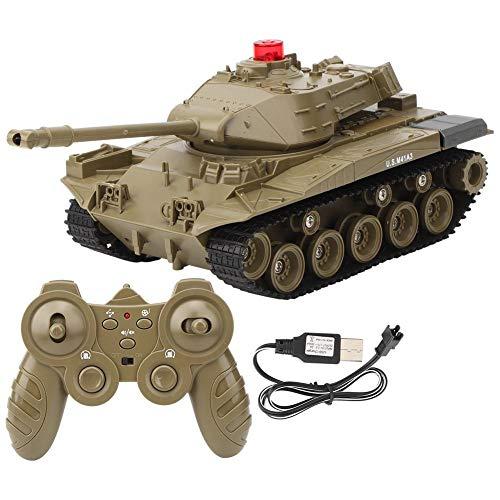 VGEBY Ferngesteuerter Tank, 1/16 Romote Control Fahrzeuge All-Terrain Elektrospielzeug Auto Geschenk für...