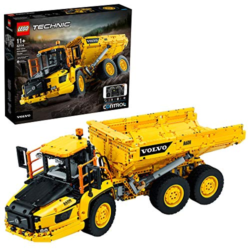 Ferngesteuerter RC LEGO Technic Dumper
