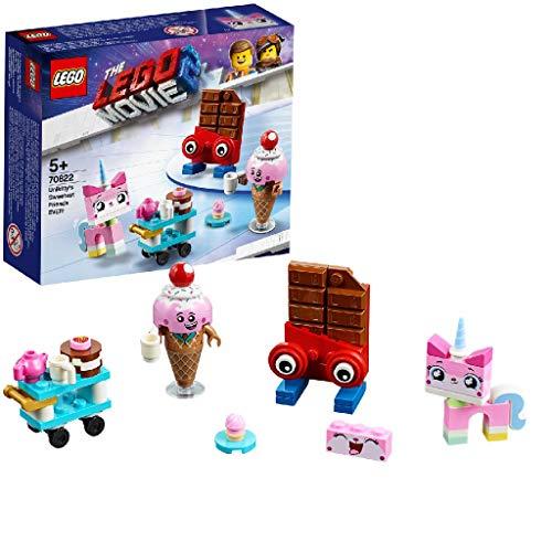 Lego 70822 Lego Movie Einhorn-Kittys niedlichste Freunde Aller Zeiten!