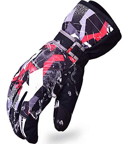 Kinder-Schnee-Ski-Handschuhe für Jungen, Mädchen, Winter,...