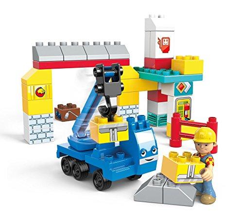 Mega Construx FFF23 - Mattel Bob, Konstruktionsspielzeug
