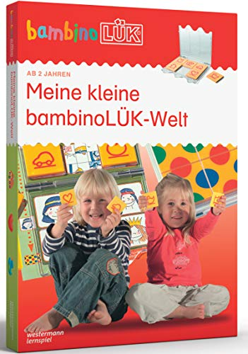 bambinoLÜK-Sets: bambinoLÜK-Set: 2/3/4 Jahre: Meine kleine...