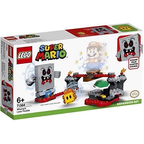 "Lego – Super Mario – Erweiterungs-Set ""La Forteresse de Lave de..."