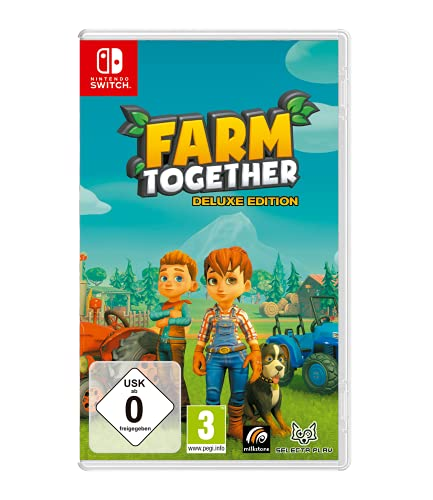 Farm Together Deluxe Edition - [Nintendo Switch]