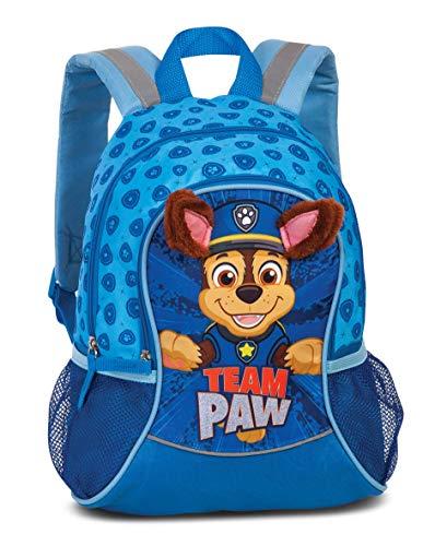 Paw Patrol Kindergartenrucksack Jungen – Kinderrucksack für Jungen...