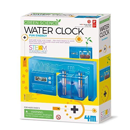4M 00-03411 Mit der Eco-Engineering Wasseruhr können Kinder ab acht...