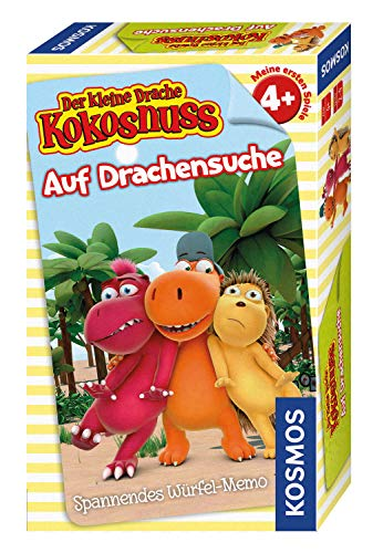 KOSMOS 711443 Der kleine Drache Kokosnuss - Auf Drachensuche,...