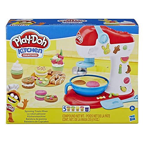 Play-Doh Küchenmaschine Spielzeug Küchengerät für Kinder ab 3...