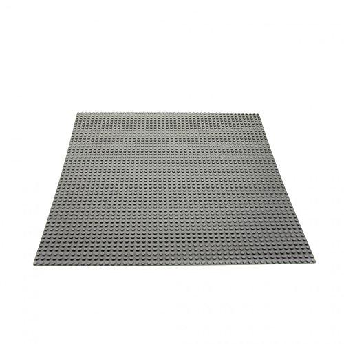 1 x Lego System Bau Basic Platte neu-hell grau 38x38 cm 48x48 Noppen...