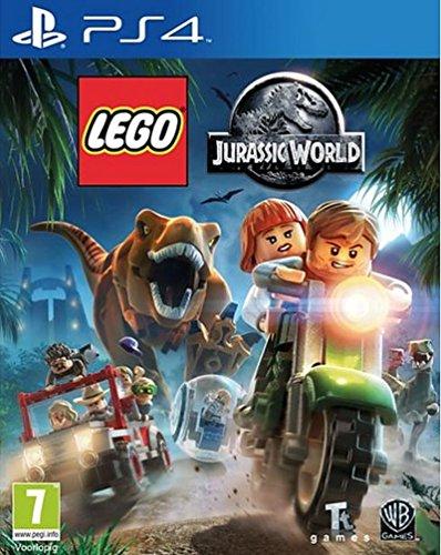 LEGO Jurassic World - PlayStation 4 (PS4) Deutsche Sprache