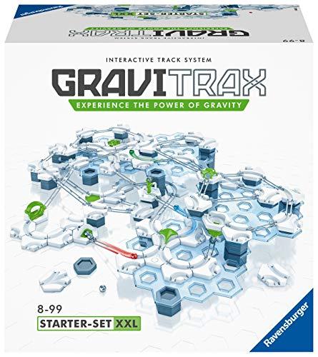 GraviTrax 27615 Ravensburger GraviTrax Starterset XXL mit über 100...