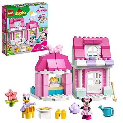 LEGO 10942 DUPLO Disney Minnies Haus mit Café, Minnie Mouse Spielzeug...