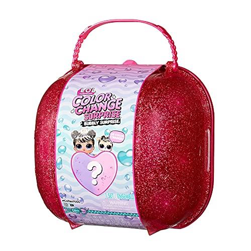 LOL Surprise Colour Change Bubbly Surprise - Mit Exklusiver Puppe &...