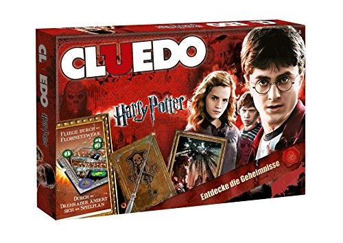 CLUEDO - die Welt von Harry Potter Sonderedition mit magischen Extras!...