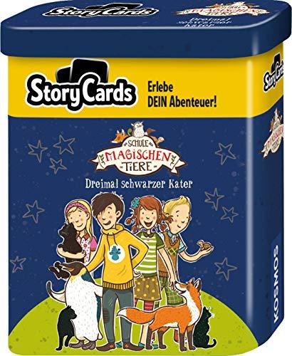 KOSMOS 680824 Story Cards - Die Schule der magischen Tiere: Dreimal...