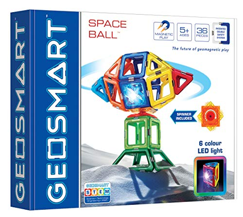 SMART Toys and Games GmbH Geosmart Space Ball 36 teilig, bunt
