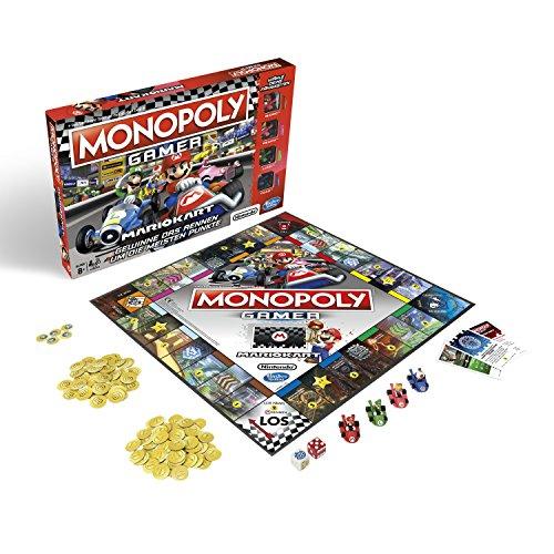 Monopoly Gamer Mario Kart, Gesellschaftsspiel für...