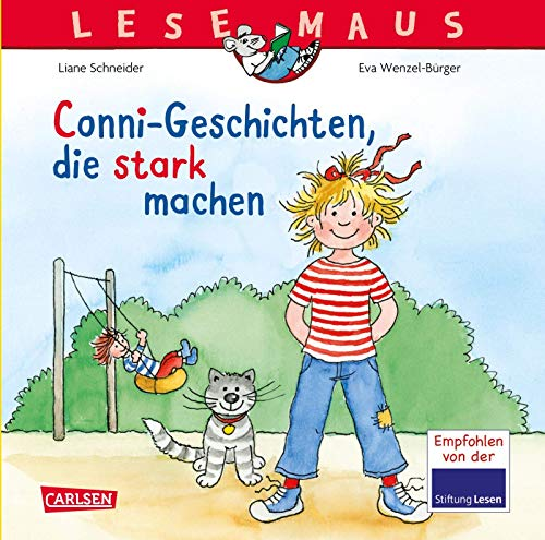 LESEMAUS Sonderbände: Conni-Geschichten, die stark...