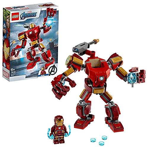 LEGO76140SuperHeroesMarvelAvengersIronManMechSpielset...