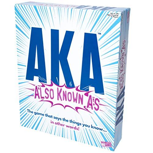 Wordplay-Spiel AKA (auch bekannt als: