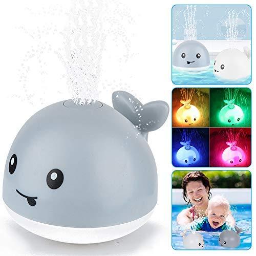 Baby Badespielzeug Wasserspielzeug ,Whale Spray Induction Schwimmende...