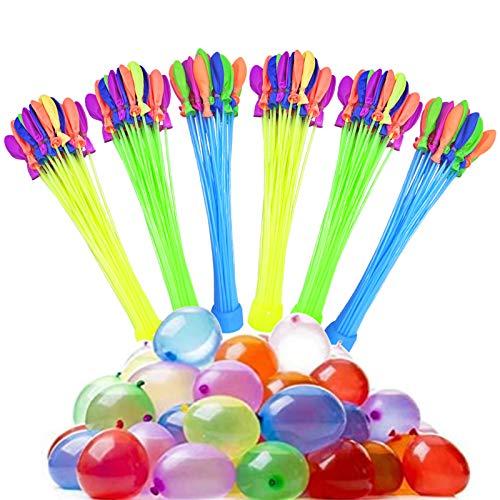 Lunriwis Wasserbomben Bunch Balloons, 222 Stück...