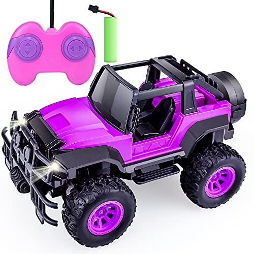 Ferngesteuertes Auto für Mädchen – RC Auto Spielzeug für...