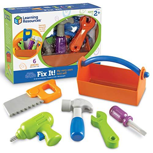 Learning Resources LER9230 New Sprouts Werkzeugkoffer für...