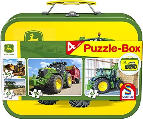 Schmidt Spiele Puzzle 56497, gelb