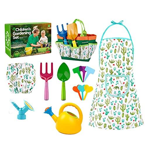 Kinder Gartenarbeit Werkzeuge Set Spaß Vorschule...