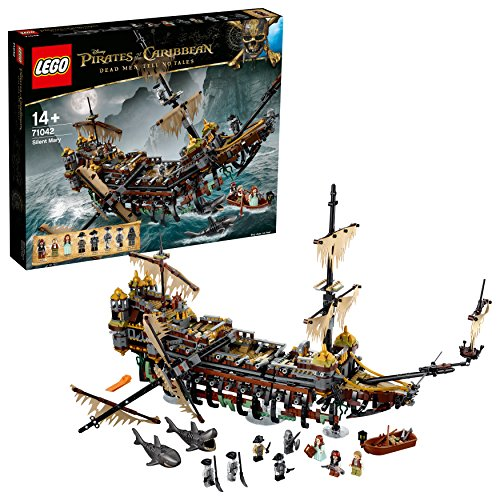LEGO 71042 Pirates of the Caribbean Silent Mary Spielzeug