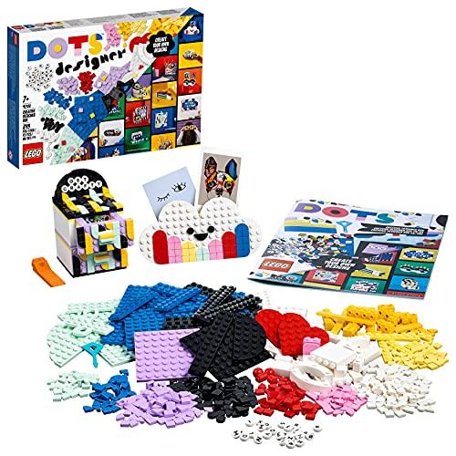 LEGO 41938 DOTS Ultimatives Designer-Set mit Kinderzimmer-Deko zum...
