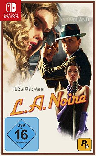 L.A. Noire - [Nintendo Switch]