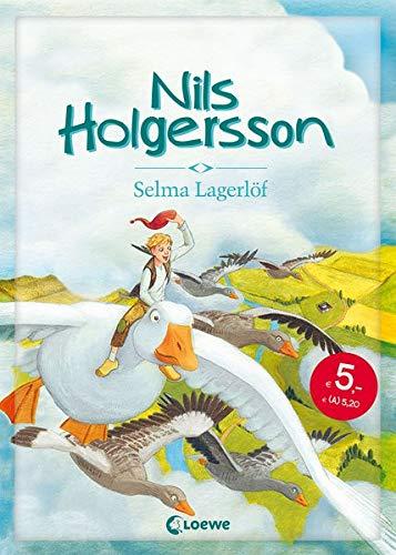Nils Holgersson: Kinderbuch-Klassiker zum Vorlesen für Mädchen und...