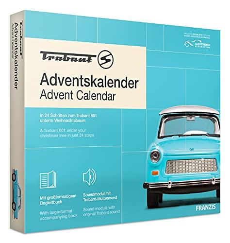 FRANZIS 67115 - Trabant Adventskalender 2020 – in 24 Schritten zum...
