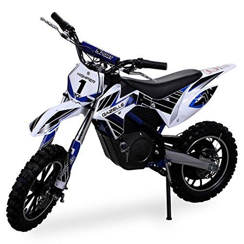 Kinder Mini Crossbike Gazelle ELEKTRO 500 WATT inklusive verstärkter...