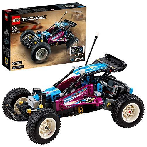 LEGO 42124 Technic Geländewagen Buggy Control+...