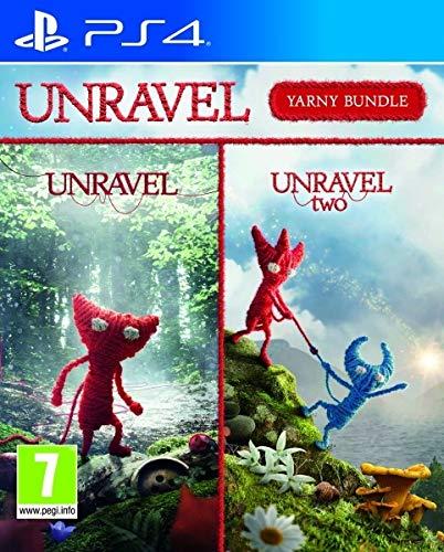 Unravel: Yarny Bundle (PlayStation 4)