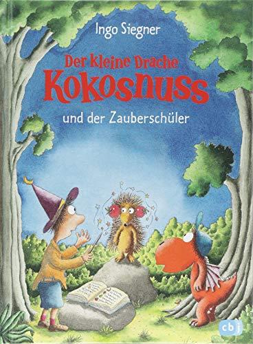Der kleine Drache Kokosnuss und der Zauberschüler (Die Abenteuer des...