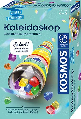 KOSMOS 657987 Kaleidoskop, Selbst bauen und staunen, Experimentier-und...